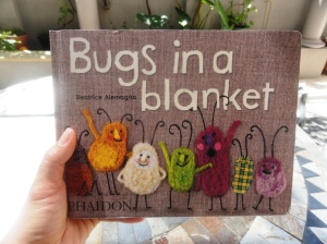 Bugs in a blanket_Alemagna_Phaidon_Cover