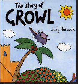 Growl_Judy_Horacek_cover