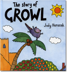 Growl_Judy_Horacek_cover