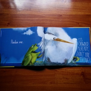 Pardon Me! Frog