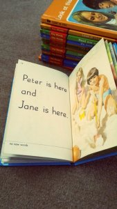 Jane and Peter